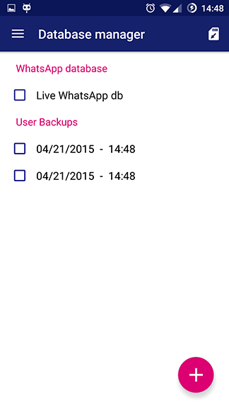 WhatsApp Toolbox - Black Envelope - Android and web development
